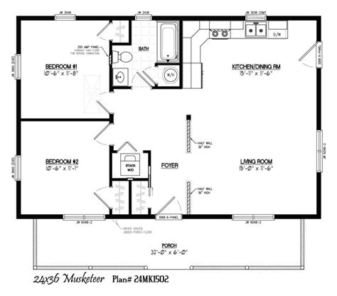 36 Best Images About Park Model Floor Plans On Pinterest 32 X 30 House Plans