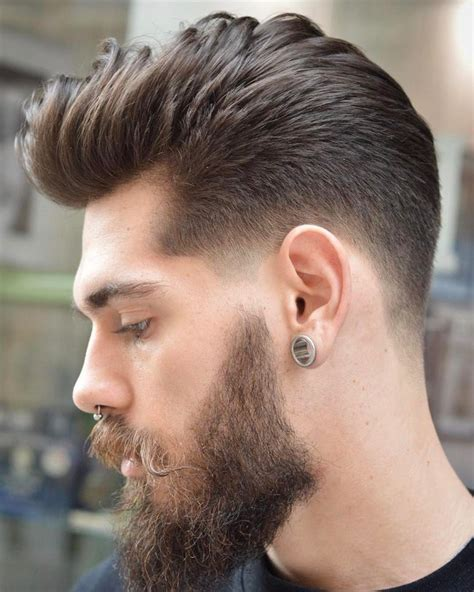 different types of fades for straight hair 50 best blowout haircut ideas for men high 2018 trend