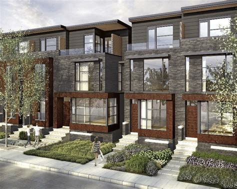 urban home design inc trinity bellwoods towns homes urban toronto