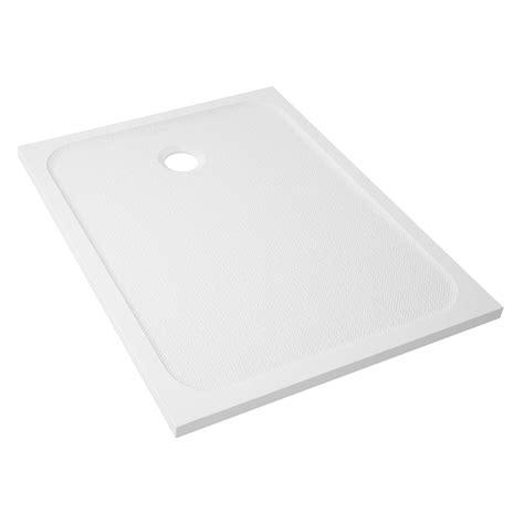 ducha sensea plato de ducha sensea mila rectangular ref 18757326
