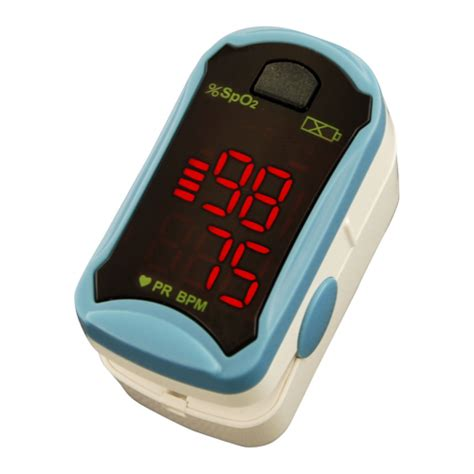 Fingertrip Oxymeter fingertip pulse oximeter
