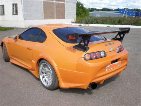 Toyota Supra 1995 For Sale 1995 Toyota Supra Pictures 3000cc Gasoline Fr Or Rr