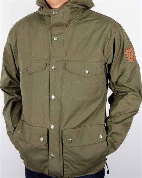 Kickers Casul J 161 fjallraven greenland jacket green fjallraven from 80s