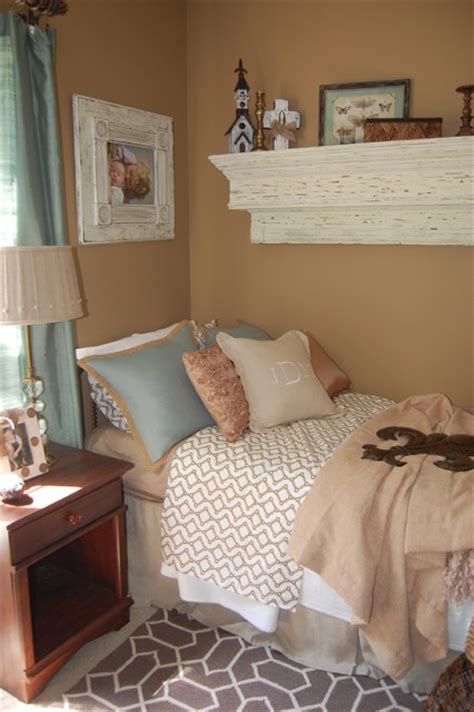 guest bedroom southern shabbychic charm