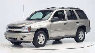 chevrolet trailblazer recalls 2002 autos post