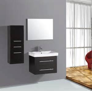 Black Bathroom Storage Cabinet Bathroom Black Bathroom Vanity Cabinet With Drawer And Rectangle Sink Also Mirror Plus