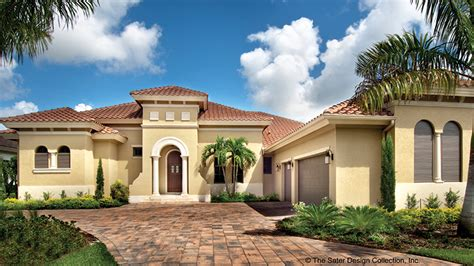 Spanish Style House Plans by Spanish House Plans And Spanish Designs At