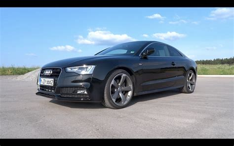 Audi A5 Coupe 3 0 Tdi Quattro by 2015 Audi A5 Coupe 3 0 V6 Tdi Quattro S Line Start Up And