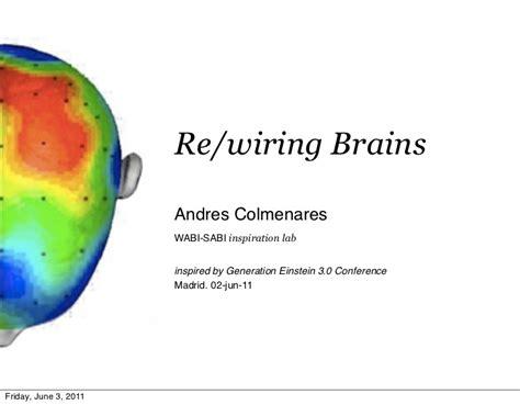 re brains re wiring brains 183 andres colmenares
