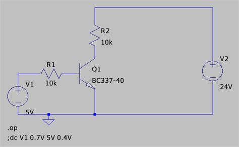 transistor als schalter bc337 transistor als schalter bc337 28 images transistor for ir transmitter raspberry pi forums