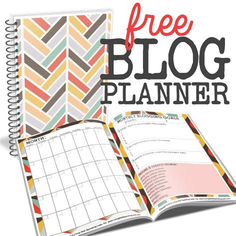 free printable blog planner 2016 edition a well crafted free printable 2016 planners calendars sparkles of