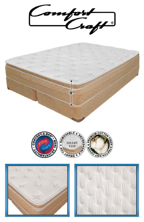 Select Comfort Repair by Luxury Support Waterbeds Somma Replacement Tops Mattress