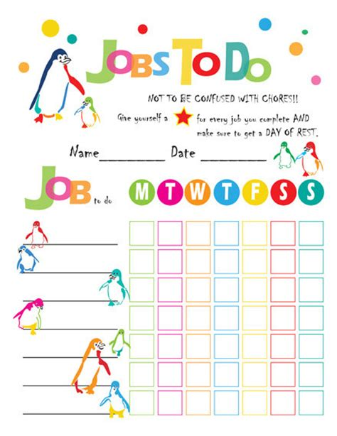 printable child to do list it s about time the importance of teaching time