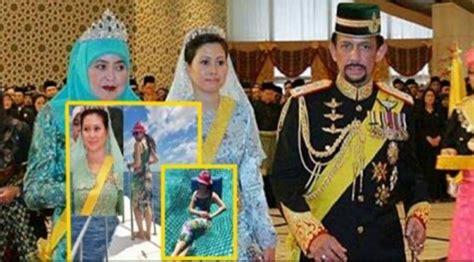 betulkan norjuma isteri kedua sultan brunei kisah sebenar azrinaz mazhar diceraikan sultan brunei