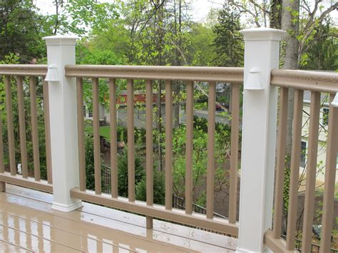 porch banister steel porch railing