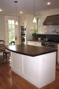 lovely Butcher Block Kitchen Countertops #1: TxWalnutIsland1.jpg