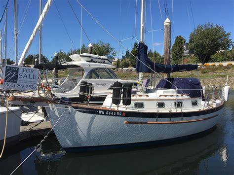 boat brokers bellingham wa 1989 pacific seacraft dana 24 sail boat for sale www