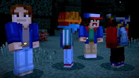 Minecraft Gift Card Australia - minecraft stranger things skin pack announced