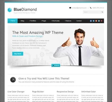 flatline responsive business wordpress theme themes 25 best responsive wordpress theme collection