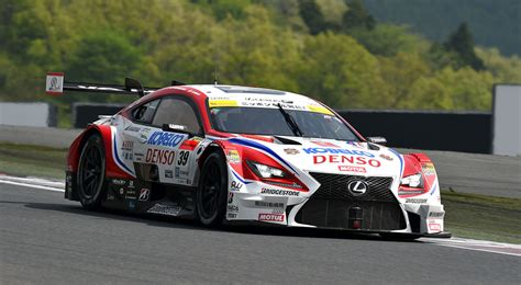 lexus racing team lexus gt denso kobelco sard