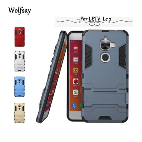 Robot Hardcase For Iphone 566s aliexpress buy wolfsay for leeco le 2 cover