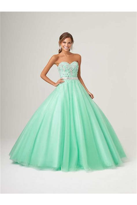 mint beaded dress gown mint green tulle beaded corset quinceanera
