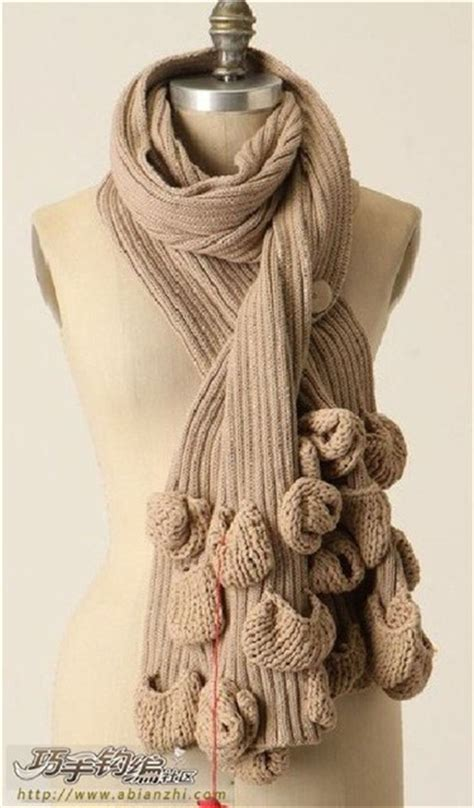 unique knitting patterns unique scarves ideas for knitting patterns crafts