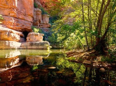swimming hole  stream hikes  sedona