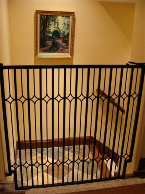 dog gates for inside house indoor metal dog gate between mud room area and hallway into the rest of the house