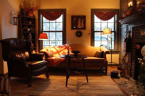primitiverustic living room   love
