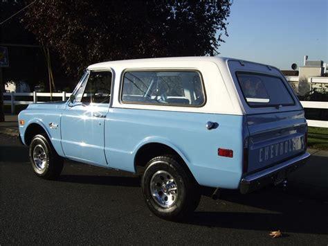 Power Lifier Blazer X4 1969 chevrolet k5 4x4 blazer 97431