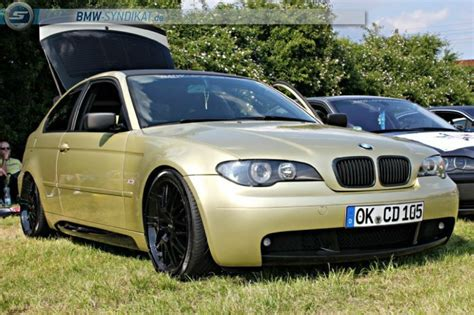 Bmw 1er Facelift Umbau by Goldenstar E46 Coupe Fl Umbau Fertig 3er Bmw E46