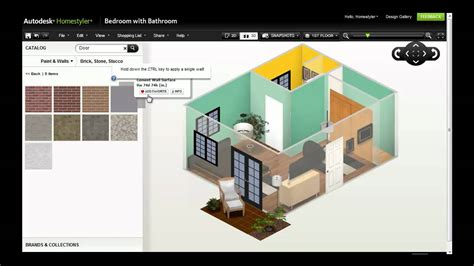 house styler autodesk homestyler refine your design youtube