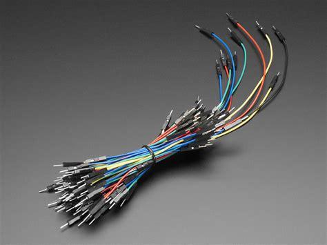 with wire breadboarding wire bundle id 153 4 95 adafruit