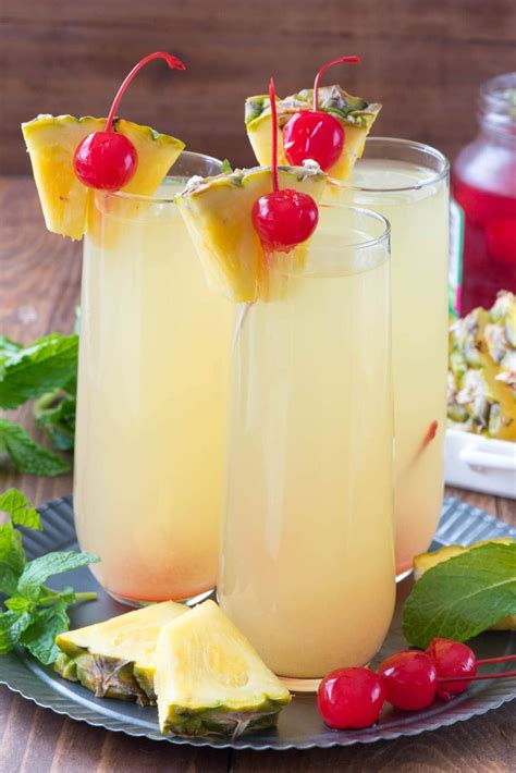 hawaiian mimosas this easy cocktail recipe has just