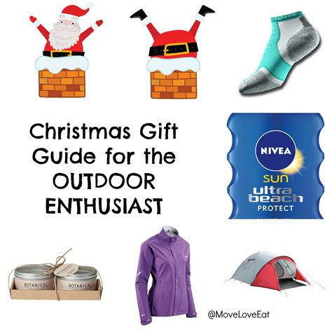 christmas gift guide for the outdoor enthusiast move