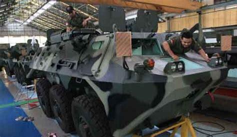 Pesanan No 7 defense studies pindad selesaikan 40 panser pesanan dephan