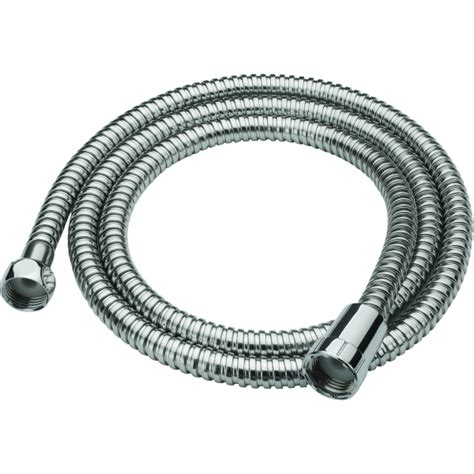 Shower Hose by Suregraft Stainless Steel Shower Hose Chrome 1 5m