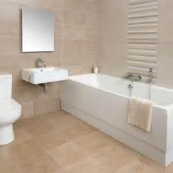 Beige Bathrooms Bucsy Beige Linea Wall Tile