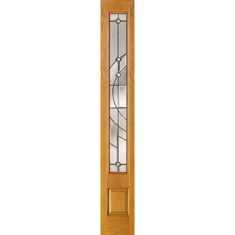 decorative panel frame kit odl entropy door glass 9 quot x 66 quot frame kit left panel