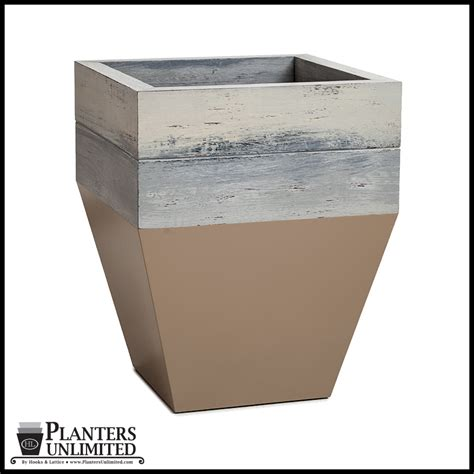 Fiberglass Planters Large by The Oslo Modern Large Flower Pots Planters Unlimited