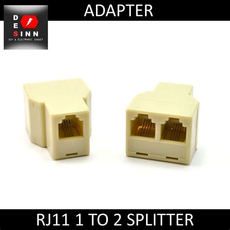 Splitter Rj 11 Adapter 1 3 Aktif rj11 1 to 2 splitter adapter end 8 7 2018 4 15 pm myt