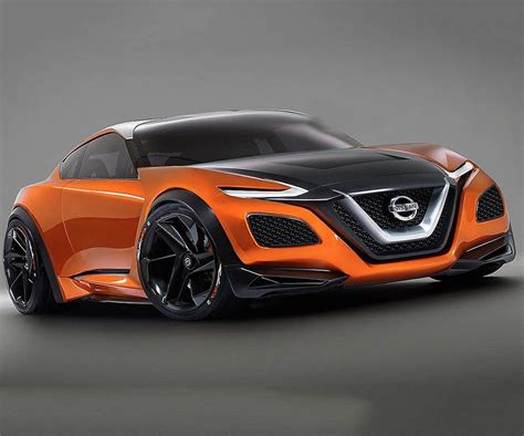 new nissan concept new nissan z concept car autos post