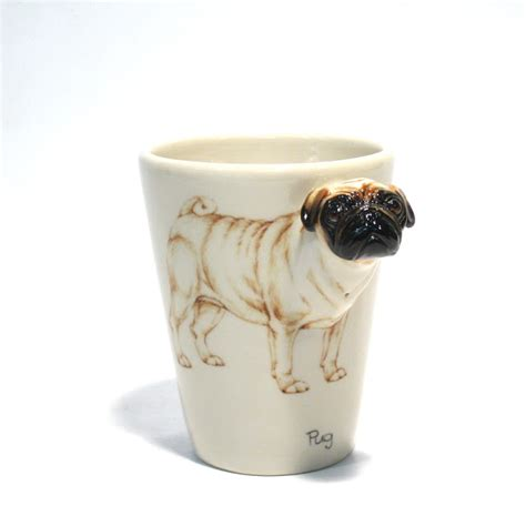 pug mug muddymood mugs pug lover mug 00007