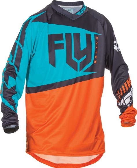 motocross youth gear 2017 fly racing youth f 16 jersey mx atv motocross off