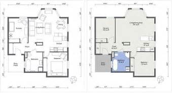 Interior Design Plan by Create Professional Interior Design Drawings Online