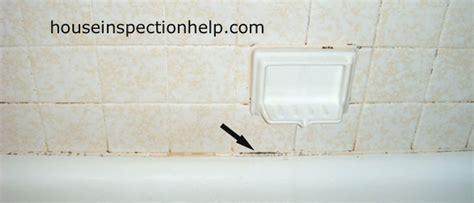 mold in bathtub grout