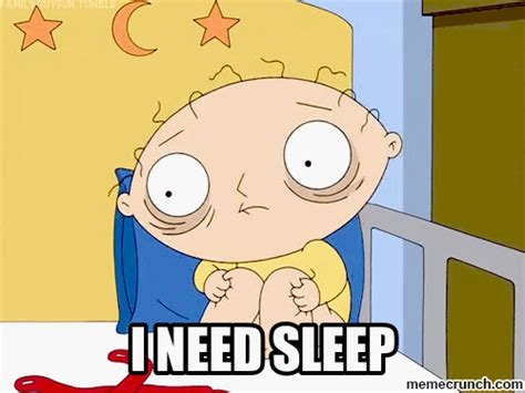 Need Sleep Meme - bout of books 16 intent to participate the nerdgirl review