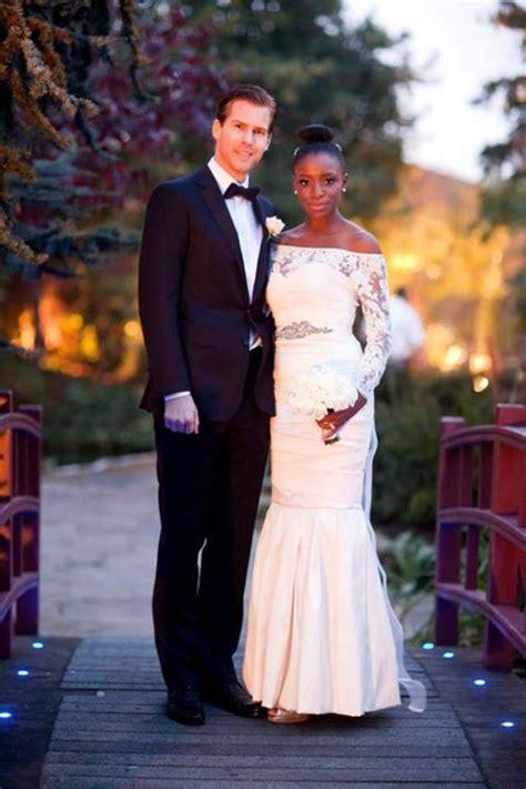 love  interracial couples blackwomanwhiteguy wedding gorgeous hairstyle  black women