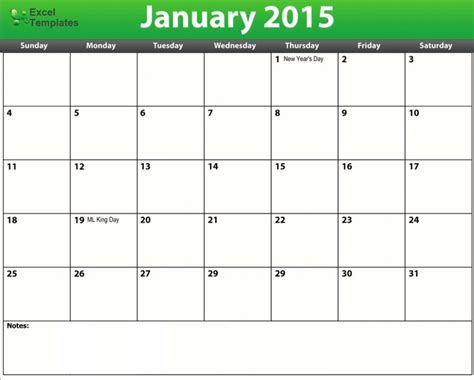 calendar for 2015 template printable blank monthly calendar template 2015 calendar